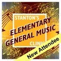 Elementary General Music Clinic - NEW ATTENDEE